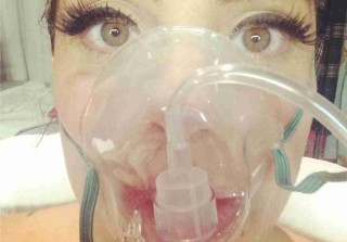 Celeb Hospital Selfies — Ouch! (VIDEO)