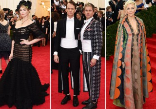 Outrageous Red Carpet Fashion! Craziest Looks at the 2014 MET Ball (PHOTOS)