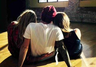 Why Is Sadie Robertson Dancing Trio With Female Pro? Mark Ballas Explains