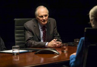 The Blacklist: Who is Alan Alda\'s Character, Fitch Crowley?