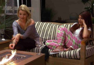"Couples Therapy: Nikki Ferrell Admits to Being ""Bitchy,"" Pisses Deena Cortese Off"