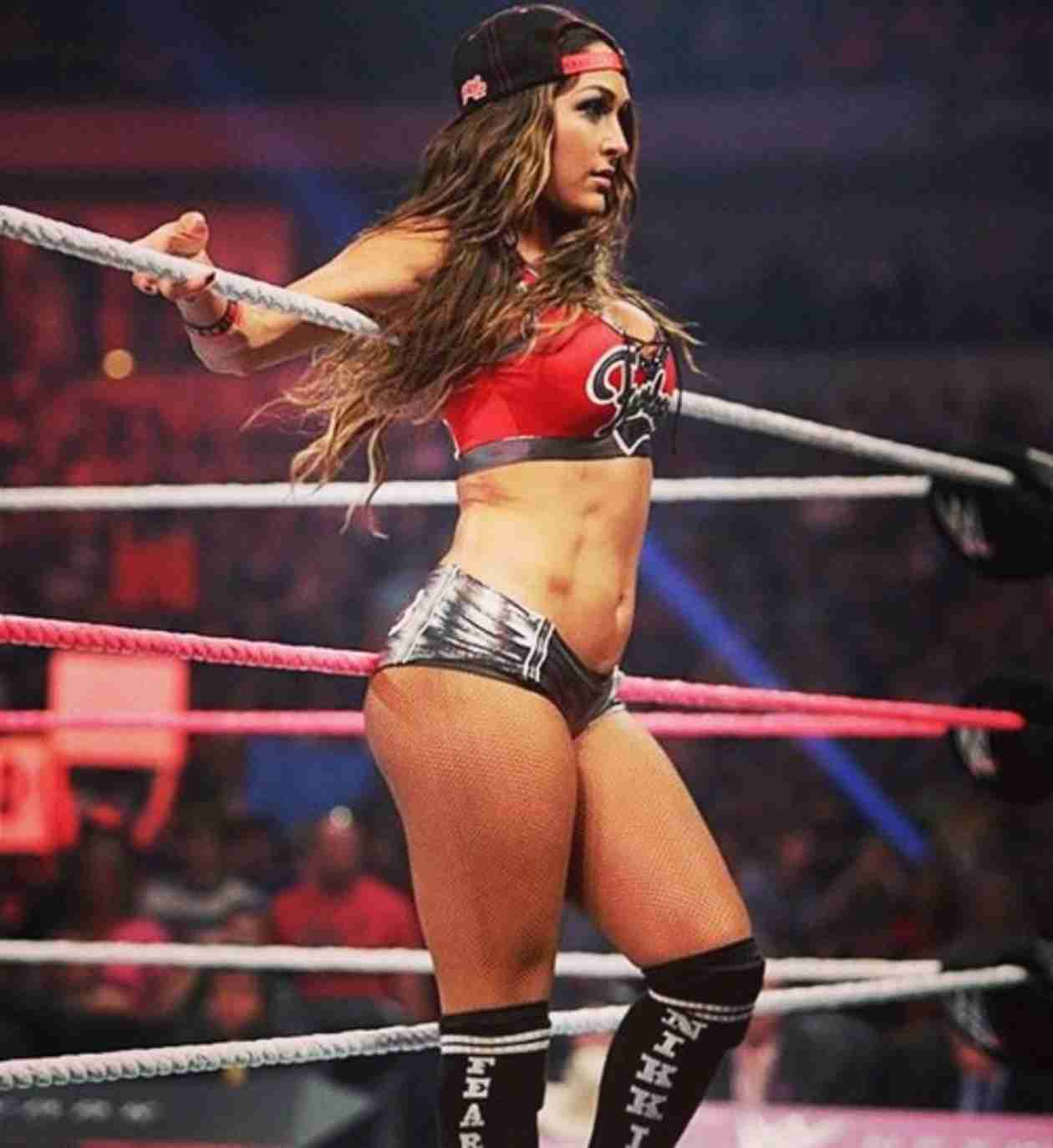 Wwe divas star nikki bella addresses her haters in - Diva nikki bella ...