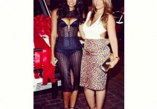 Evelyn Lozada\'s Daughter Shaniece's Extravagant 21st Birthday — See the Pics! (PHOTOS)