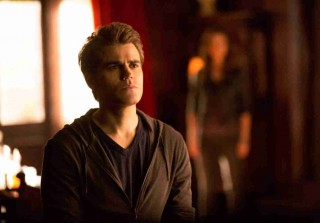 Vampire Diaries Season 5, Episode 20 Spoiler Photo: Who Is Stefan Calling?