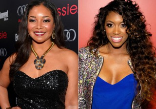 Porsha Stewart Fires Back at Castle Actress Tamala Jones — Feud Alert!