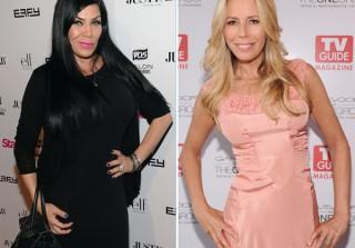 Real Housewives of New York\'s Aviva Drescher Defends Mob Wives\' Renee Graziano