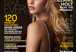 "Claire Holt Sizzles in First Photoshoot Since Leaving The Originals: ""I'm Just So Grateful I Can Pay My Bills"""