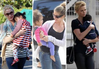 Hollywood's Biggest Hearts: Meet 13 Stars With Adopted Children (PHOTOS)