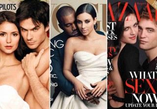 Sexy Celebrity Couples on Magazine Covers (PHOTOS)