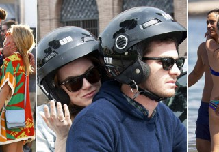 Celeb Couple Watch! Emma & Andrew, Candice & Joe, and More in the Week of 4/13 (PHOTOS)