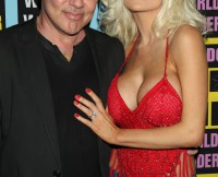 Doug Hutchinson, Courtney Stodden at the Sham Ibrahim, World famous World of Wonder in Hollywood, California.