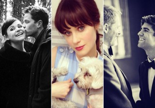 Celebs Celebrate Valentine\'s Day: Cute Couples and Cat Lady Confessions! (PHOTOS)