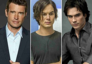 Hey, Cupid! 9 Searing Hot TV Guys We\'re Crushing On This Valentine\'s Day (PHOTOS)