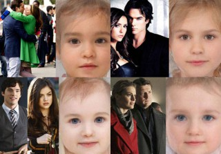 Ian Somerhalder and Nina Dobrev\'s Hypothetical Baby — And 9 More Imagined TV Kids! (PHOTOS)