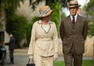Downton Abbey Season 5 First Look: The Dowager Gives Relationship Advice!