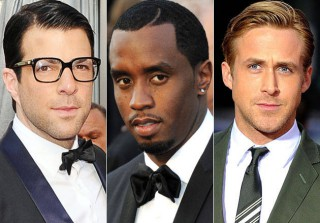 Dapper Dudes on the Red Carpet: Hot Celebrity Guys Arrive in Style