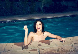 Mad Men's Jessica Paré Goes Skinny Dipping in Esquire Magazine (VIDEO)