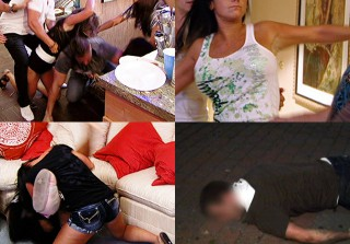 The 15 Craziest Jersey Shore Fights of All Time (PHOTOS)