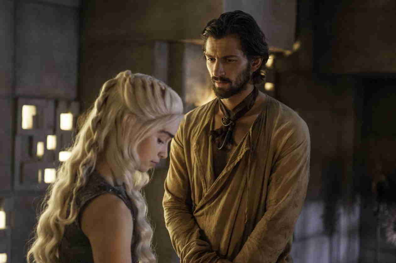 Game of Thrones Season 5 Spoilers: What Happens to Daario? Daario Naharis Daenerys