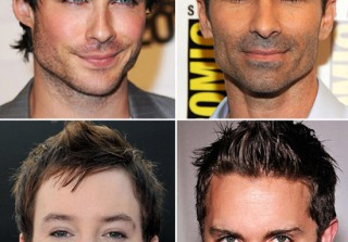 Yes, No, Maybe So? 8 Male Celebs Who Look Like They Wear Guyliner (PHOTOS)