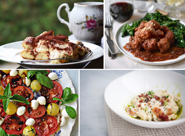 An Italian Dinner Party Menu That Will Leave Your Guests