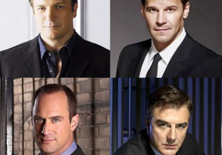 Top 10 Sexiest Male Crime-Fighters on TV
