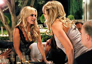 The Craziest Dinner Parties in Real Housewives History (VIDEOS)