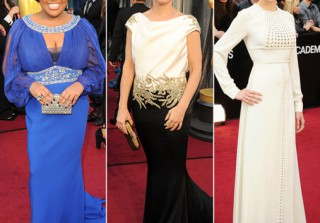 Oscars 2012 Flashback: The Worst Dressed Celebs (PHOTOS)