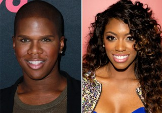 """Porsha Stewart Fires Back at Miss Lawrence For His Read: """"That Was Just Nasty"""" (VIDEO)"""