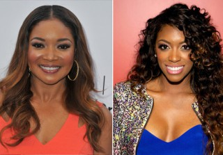 Castle's Tamala Jones Splits From Porsha Stewart\'s Rumored African Prince