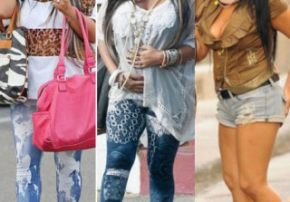 Snooki's Top 11 Craziest Outfits of All Time (PHOTOS)