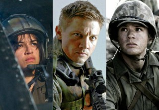 Salute the Troops! Stars Who Have Played Soldiers (PHOTOS)