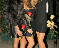 GG of 'Shahs of Sunset' goes to dinner with Joanna Krupa