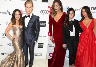 Celebrities Step Out For the Elton John AIDS Foundation\'s Oscar Viewing Party (PHOTOS)