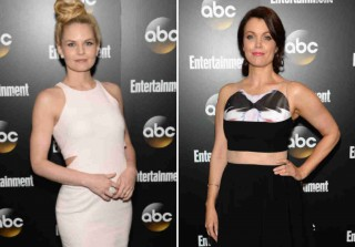 Celebrities Hit the Red Carpet at the ABC Upfronts — Stars of Scandal, Once Upon a Time, and More! (PHOTOS)