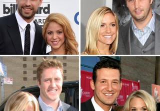 Celebs Who Date Pro Athletes: Playing the Field! (PHOTOS)