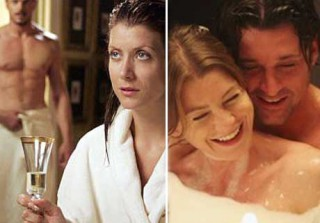 Grey\'s Anatomy\'s 10 Most Memorable Sex Scenes (PHOTOS)