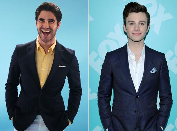 Darren criss dating in Perth