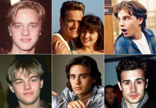 The Top 14 Teen Heartthrobs From the \'90s: Then and Now (PHOTOS)