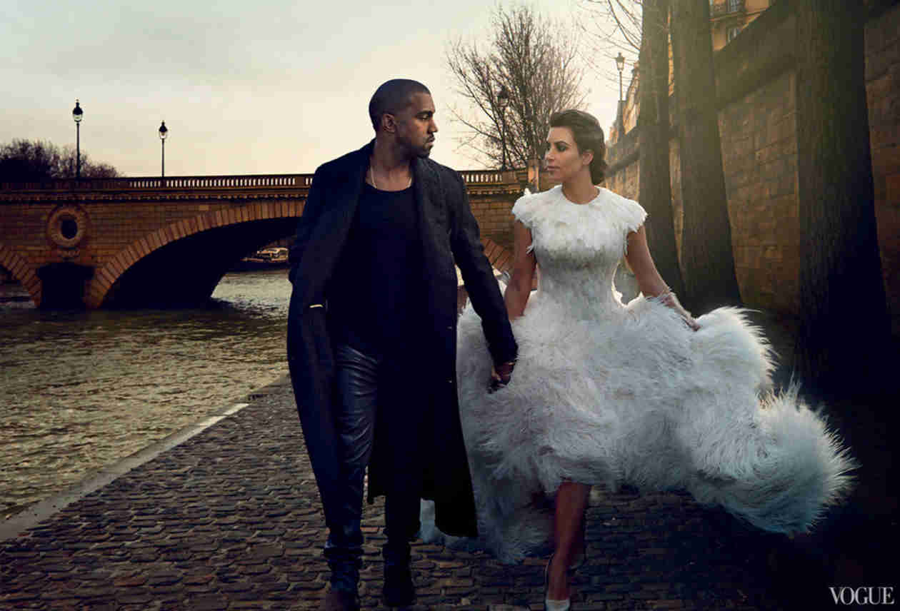 Kim Kardashian And Kanye West's Wedding Party Revealed