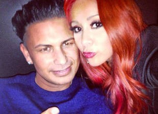 Did Pauly D Make Out With Lindsay Lohan? Snooki Says… (VIDEO)