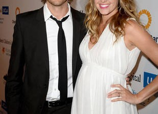 NCIS\'s Eric Christian Olsen Pampers Pregnant Wife, Kisses Baby Bump Every Day