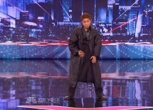 America's Got Talent 2013 Audition: Dance-ish Guy Kenichi Ebina!