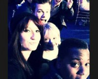 w310_Chris-Colfer-Will-Sherrod-Alex-Newell-and-Lauren-Potter-at-DWTS-1385493527