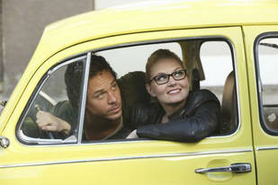 Once Upon a Time's Jennifer Morrison on Season 2's Unexpected SwanFire Moment