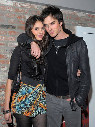 Are nina and ian still dating
