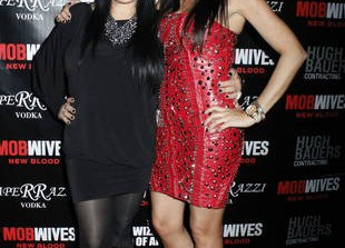 Mob Wives' Alicia DiMichele Confronts Renee Graziano About Husband's Rumored Cheating, Renee Reacts