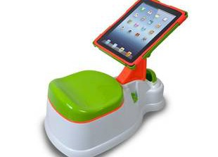 New iPotty Device Assists Parents in Potty Training