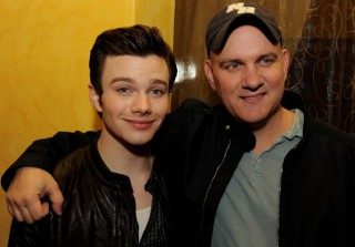 Glee Season 4 Scoop: When Is Kurt's Dad Coming Back? — Exclusive
