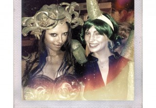 Vampire Diaries Stars Celebrate Halloween: Check Out Their Costumes! (PHOTOS)